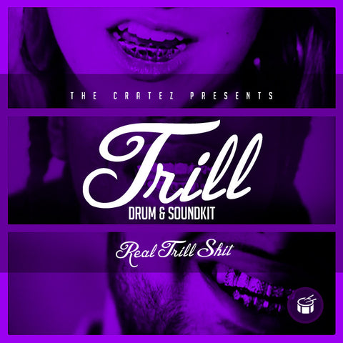 Cratez Trill Drum Kit