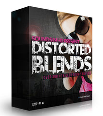Distorted Blends Drum Samples