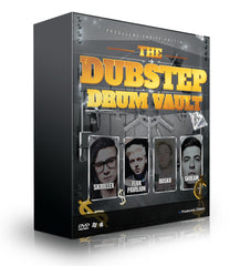 Dubstep Drum Samples Vault