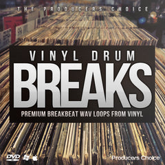 Hip Hop Drum Breaks Bundle
