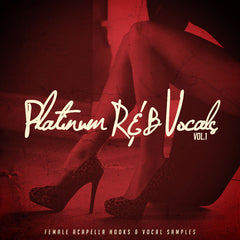 Platinum R&B Vocals Vol 1