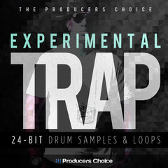 Experimental Trap Drum Kit