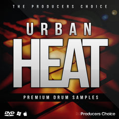 Urban Heat Drum Kit