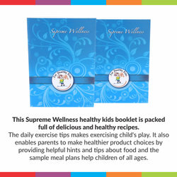 Healthy Kids Booklet