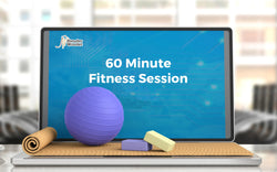 60-Minute Fitness Session (Monthly Rate - 4 Sessions Per Week)