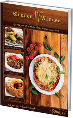 Recipe Book Volume 2