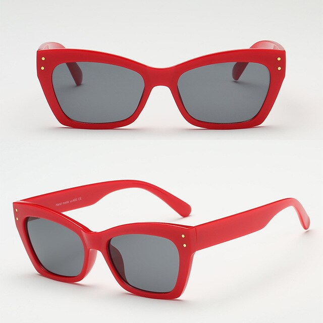 Load image into Gallery viewer, Acrylic Bold Square Frame Sunglasses