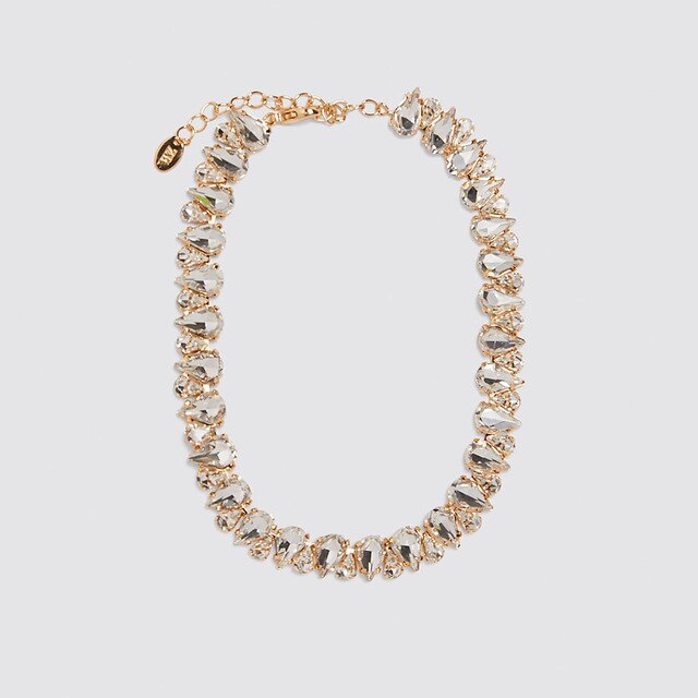 Load image into Gallery viewer, Luxury Crystal Choker
