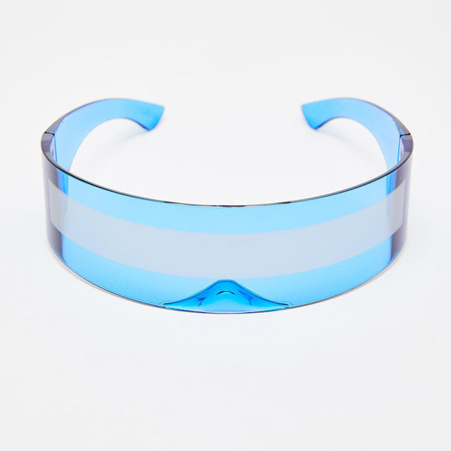 One Piece Rimless Goggles