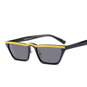 Small Cat Eye Sunglasses