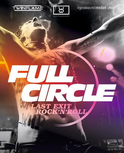 FULL CIRCLE - Last Exit Rock ´n´Roll / BluRay-Disc