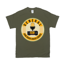 Load image into Gallery viewer, Ham Radio Crash Course General T-Shirt