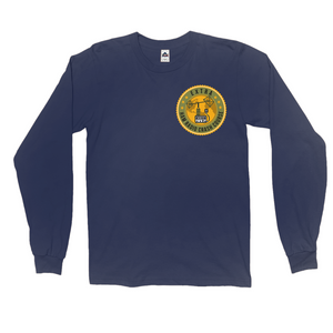 Extra Class Badge Long Sleeve Shirt