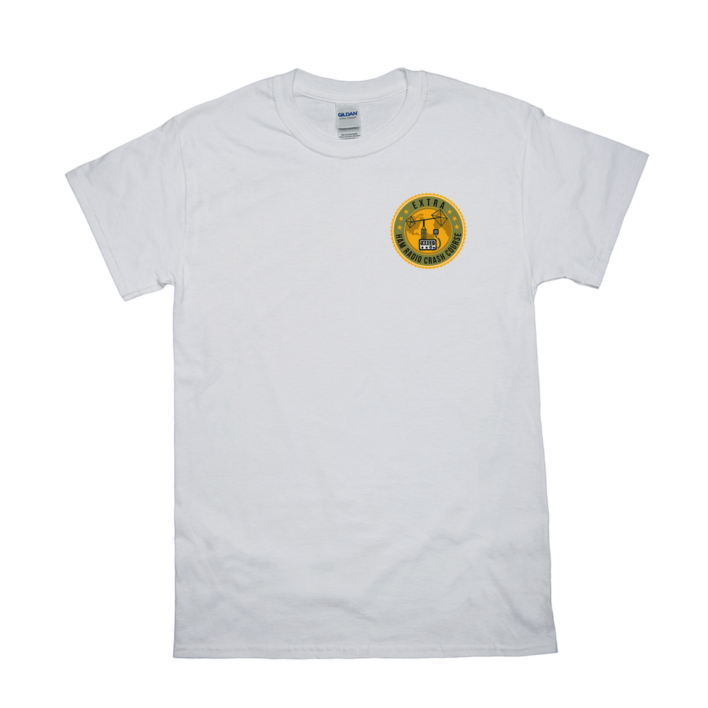 Extra Front Two Sided T-Shirt