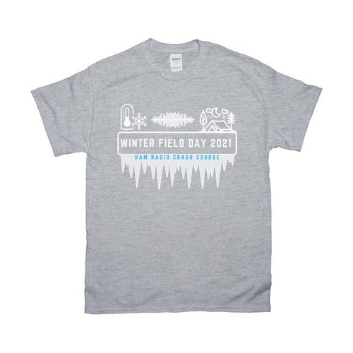 Winter Field Day Hard Mode T-shirt