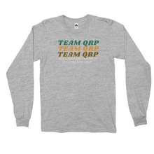 Load image into Gallery viewer, Team QRP Long Sleeve Shirt