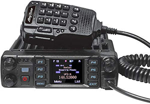 Anytone AT-D578UV Pro DMR Dual-Band Mobile Commercial Radio with GPS and Bluetooth