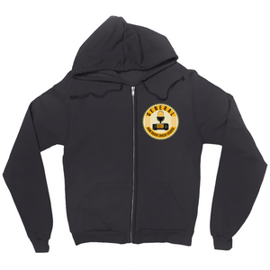 General Class Zip-Up Hoodie