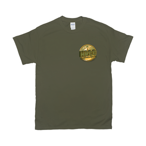 Extra Back Two Sided T-Shirt