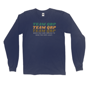Team QRP Long Sleeve Shirt