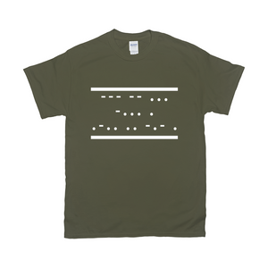 OMs Be Like Morse Code T-Shirt