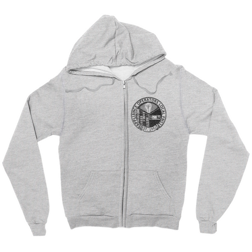 Appliance Operator Zip Up Hoodie