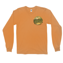 Load image into Gallery viewer, Ham Radio Crash Course Badge Long Sleeve Shirt