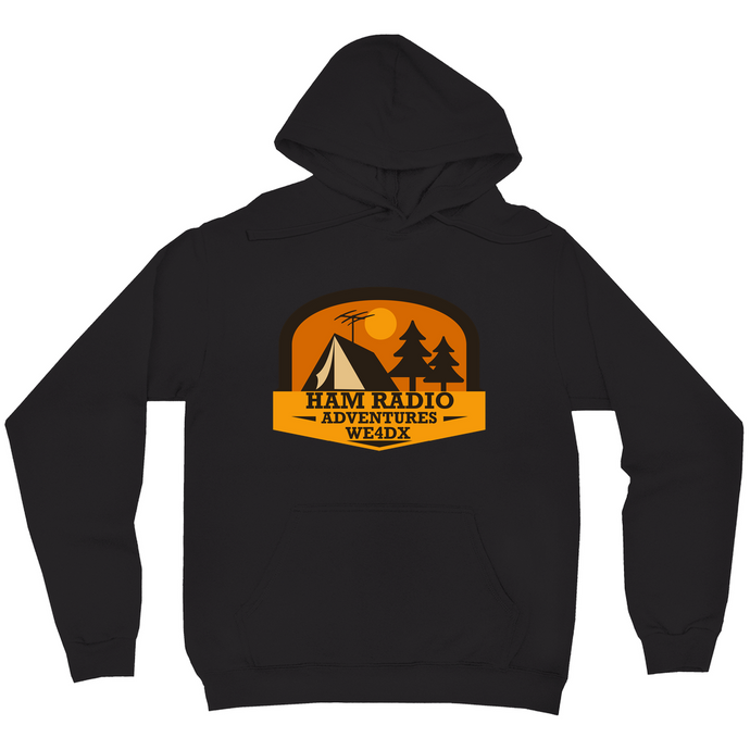 Ham Radio Adventures Club Hoodie