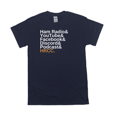 Load image into Gallery viewer, HRCC Helvetica T-Shirt