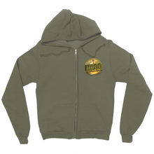 Load image into Gallery viewer, HRCC Zip Up Hoodie