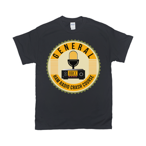Ham Radio Crash Course General T-Shirt
