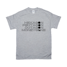 Load image into Gallery viewer, The Shape of a Moneygone T-Shirt