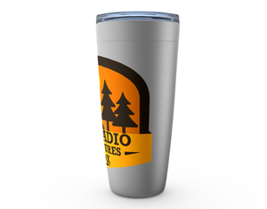 Ham Radio Adventures Viking Tumbler