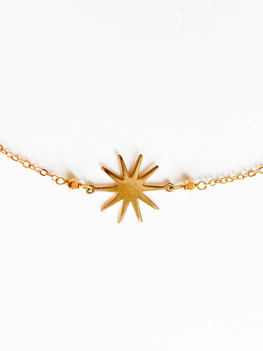 Sunburst Choker/Necklace