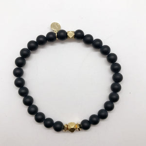 Black Onyx with centre detail