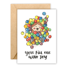 Load image into Gallery viewer, Ball Pit Joy • Greeting Card