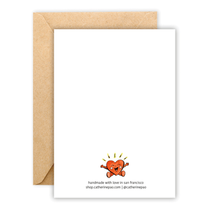 Ball Pit Joy • Greeting Card
