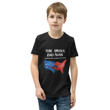 Load image into Gallery viewer, Make America Kind Again • Youth Short Sleeve T-Shirt