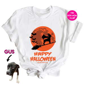 Happy Halloween // This Tee Helps Gus! <3
