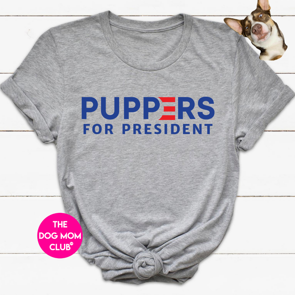 This Tee Is For Ghost! <3 Puppers For President