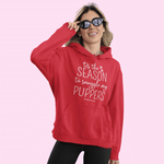 Tis' The Season Hoodie // This Hoodie Helps Special Puppies In Need <3