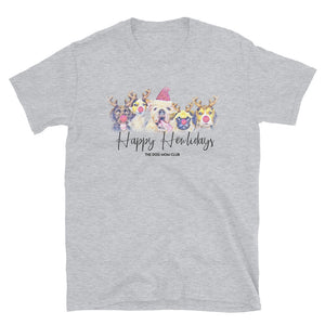 Happy Howlidays // This Tee Benefits Special Rescue Puppies In Need <3