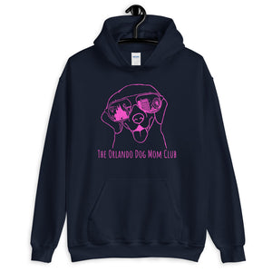 2021 Club Hoodie by Eva Delgado (available in 6 colors)