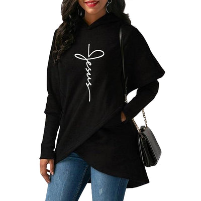 Jesus Cross Sweatshirt