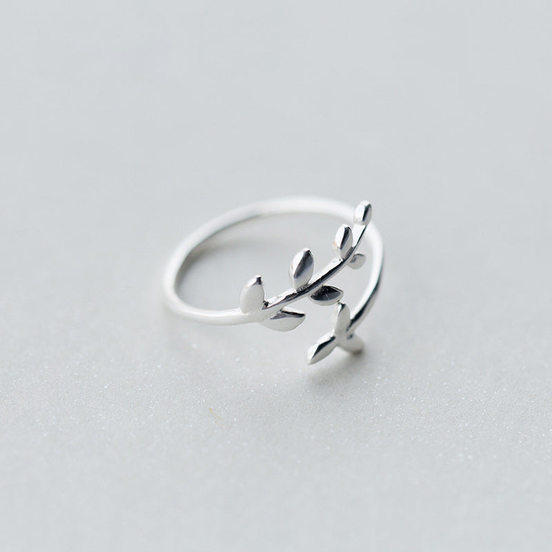 The Olive Branch Ring