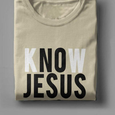 Know Jesus Know Peace Tee