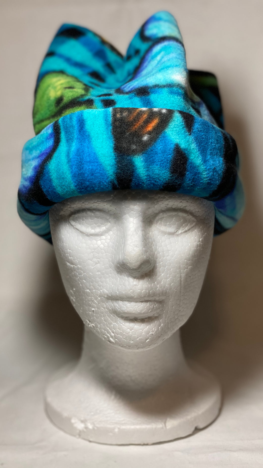 Butterflies Fleece Hat