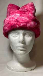 Red Water Fleece Hat