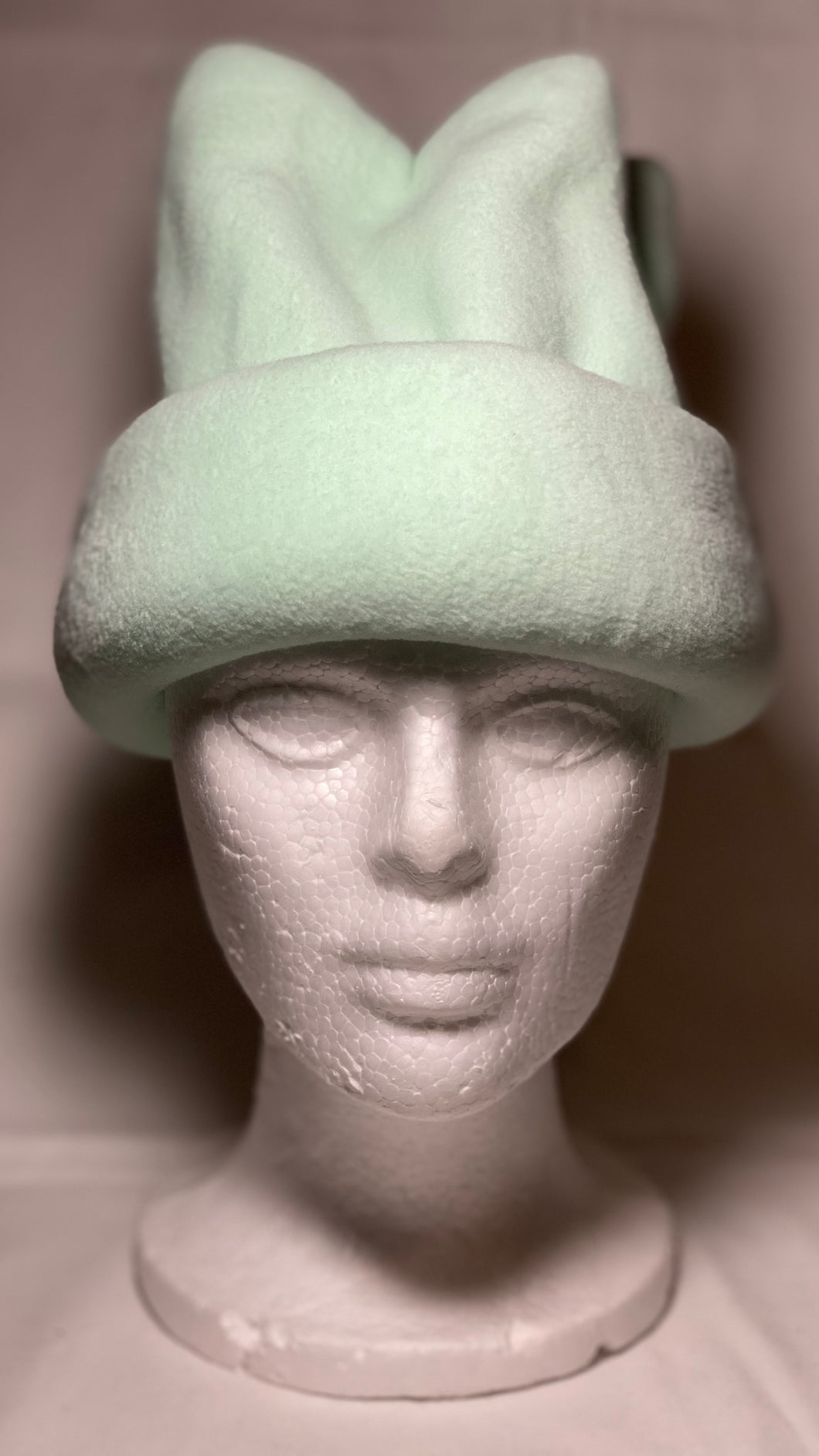 Mint Fleece Hat