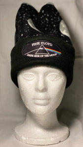 Dark side of the Moon Fleece Hat